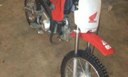 $400 Crf70 xr70 honda replica pit bike (conneaut lake)