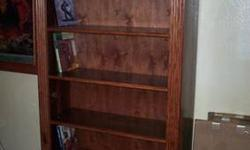 $400 Custom made book shelf