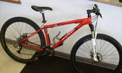 $400 Gary Fisher Xcal Mountain Bike