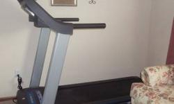 $400 Horizon Treadmill - Like New!