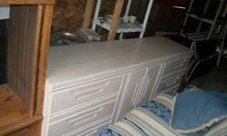 "$400 jordans bedroom set ""queen bed"" complete..!!"