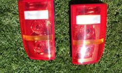 $400 Land Rover LR3 Tail Lights