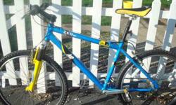 $400 MINT!!! K2 ZED SE Mountain Bike with Large Frame!!