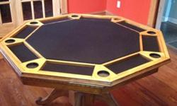 $400 OBO Poker Table