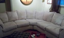 $400 OBO Sectional for sale