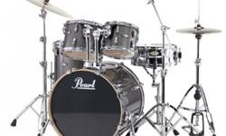 $400 Pearl VBL Vision Birch 5 Piece Shell Pack