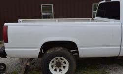 $400 Truck bed For Full Size Chevy LWB