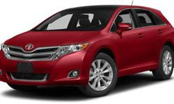 $40,430 2014 Toyota Venza 4dr Wgn V6 AWD Limited