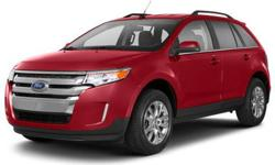 $40,870 2013 Ford Edge Limited