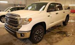 $40,890 2014 Toyota Tundra CrewMax 5.7L V8 6-Spd AT SR5