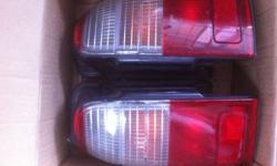 $40 97-00 4 Runner rear Tail LIghts