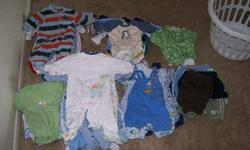 $40 baby boy clothes