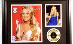 $40 CARRIE UNDERWOOD 2 Giclees