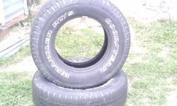 $40 For Sale Two Goodyear Tires (Shepherdsville)