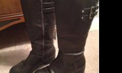 $40 Gently worn Bandolino boots 7 1/2, chocolate brown
