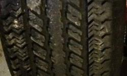 $40 Jeep tire and rim 225/75r15