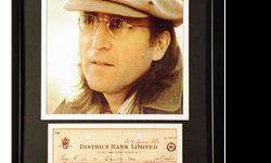 $40 Jhon Lennon the so-called â��smart Beatleâ� Giclee with