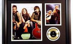 $40 Lady Antebellum Two Giclees