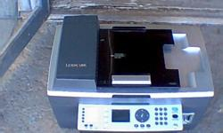 $40 Lexmark X8350 All-In-One Printer