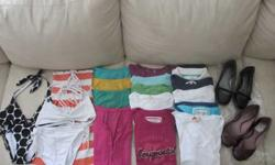 $40 Lot of womens clothes/shoes/handbags