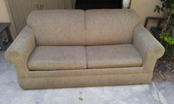 $40 Love Seat.. Sleeper for sale