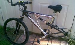 $40 Mongoose Xr 200 All Terrain Bike