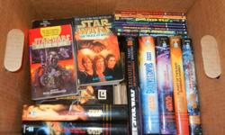 $40 OBO Star Wars Book Collection
