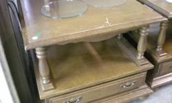 $40 Pair of Matching Side/End Tables