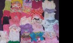 40+ pieces girl clothes