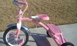 $40 Pink Radioflyer Classic Tricycle (Moore)