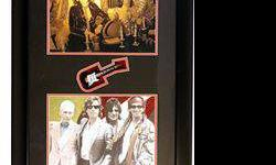 $40 Rolling Stones double Giclee