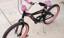 $40 Two little girls bikes (Edmond)