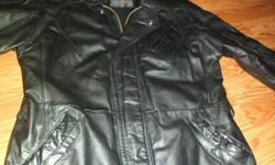 $40 Wilsons Leather jacket for men