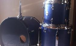 $410 OBO Vintage Sonor 5 piece drum set