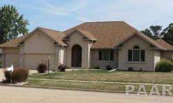 410 PHIL GOULD Drive Hanna City Three BR, Beautiful ranch