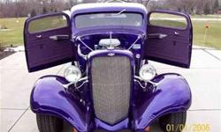 $41,500 Used 1933 Chevrolet 3 Window Eagle Coupe, 5,374