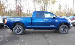 $41,990 2014 Toyota Tundra Double Cab 5.7L V8 6-Spd AT LTD