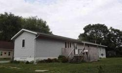 420 N George Clinton, 2 BR ranch (stick built) home