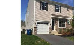 423 Afton Dr Middletown Four BR, End Unit town home in Canal