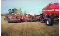 $42,000 1996 Morris Maxum Airdrill and 718 Cart