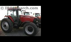 $42,000 2001 Case IH MX170 Tractor