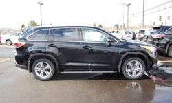 $42,813 2014 Toyota Highlander AWD 4dr V6 Limited