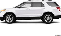 $42,980 2013 Ford Explorer LIMITED