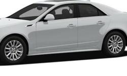 $43,146 2012 Cadillac CTS LUXURY