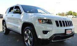 $43,495 2014 Jeep Grand Cherokee Limited