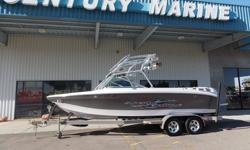 $43,900 2006 Super Air Nautique 220 Team
