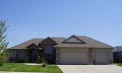 4460 BEACH Lane S Fargo, Wonderful PK built rambler home in