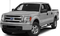 $44,235 2013 Ford F-150 FX2