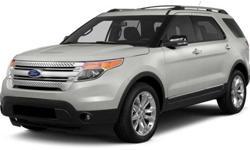 $44,380 2014 Ford Explorer Limited