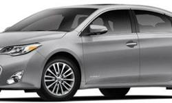 $44,385 2013 Toyota Avalon Hybrid 4dr Sdn Limited